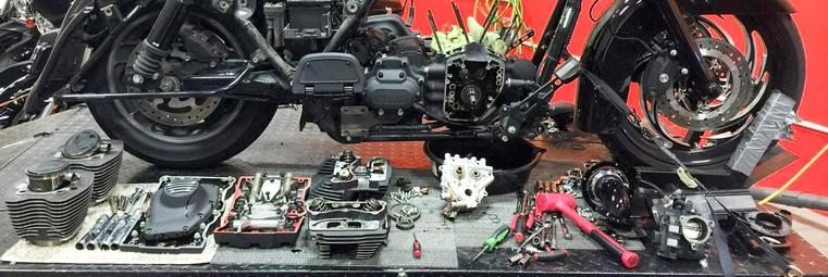 Harley Engine Builds