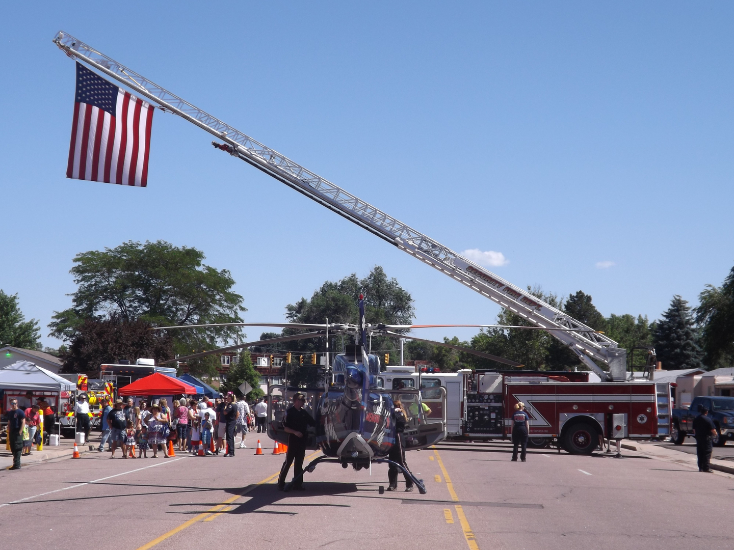Security Fire Department in Security-widefield, Co