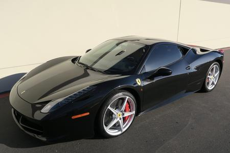 2012 Ferrari 458 Italia Coupe for sale at Motor Car Company in San Diego California