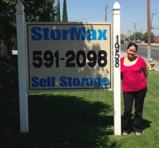 Stormax Self Storage Units Dinuba Ca 93618