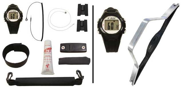 V-MAX Equine Heart Rate Monitors
