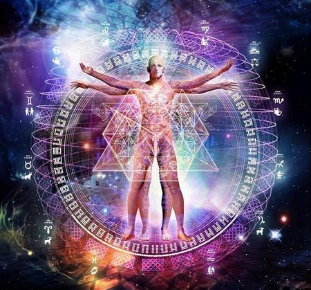 ame humaine e la physique quantique