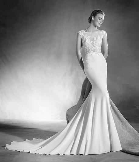 Wedding Dresses, Tuxedo Rentals, Pronovias Trunk Shows