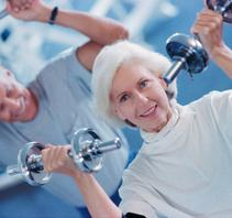 Everett Fitness Group Classes | Senior Citizen Fitness Mukilteo