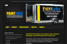 PaintLines Affordable Seal Coating
