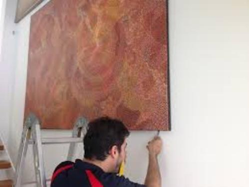 Artwork Hanging Picture Hanging Services In Edinburg McAllen TX | Handyman Services of McAllen