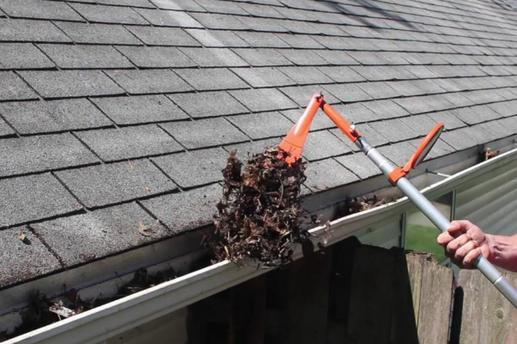GUTTER CLEANING GUTTER REPAIR COUNCIL BLUFFS IA
