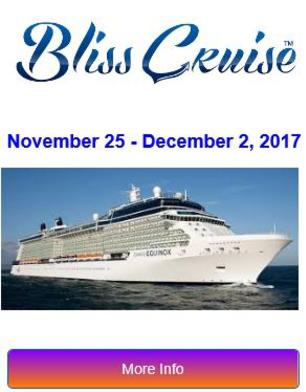 Bliss Cruise 2018