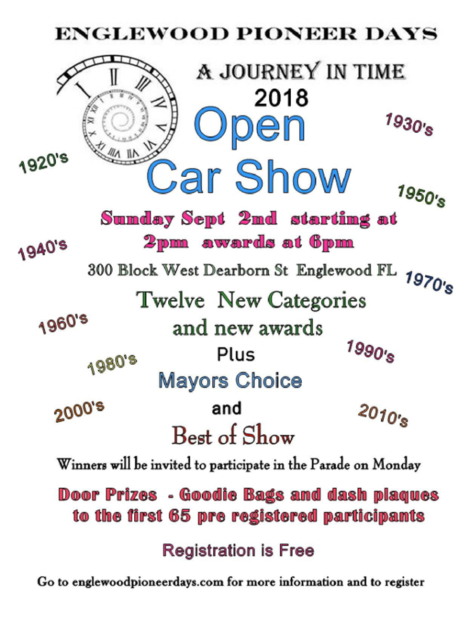 Open Car Show - Englewood car show