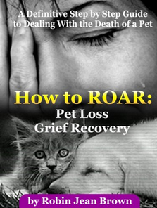 Pet Loss Grief Recovery