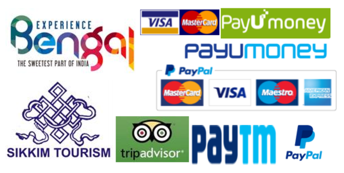 Secure Payment Online Gateway to Book Your Tour