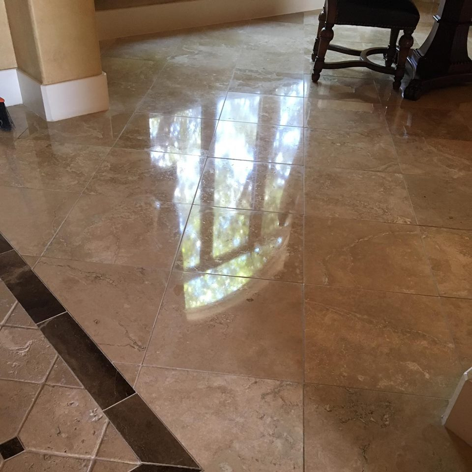 Stone floor cleaning texas tile and stone care 830 765 9287 travertine polishing dailygadgetfo Gallery