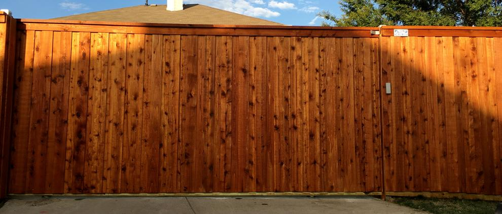 Fence Installation Wood Fence Metal Fence Fence Repair Slide Gate Swing Gate