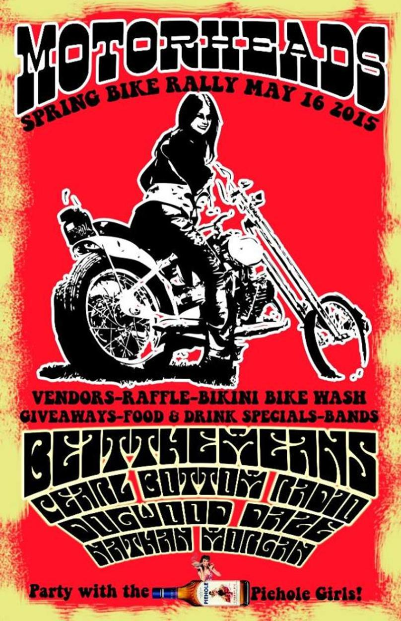 Motorheads Spring Bike Rally