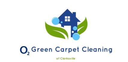 O2 Green Carpet Cleaning Clarksville Clarksville
