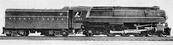Pennsy K-4   Railroad photography, Long island railroad
