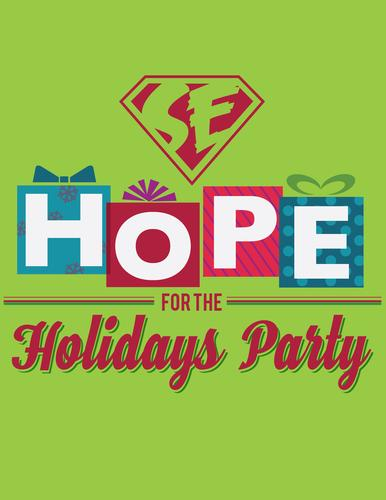 Hope For The Holidays Poster