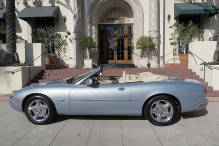 1997 Jaguar XK8 2dr Convertible for sale at Motor Car Company in San Diego, California