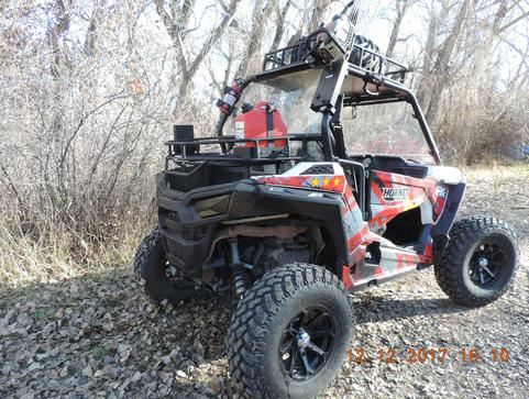 Polaris RZR Cooler