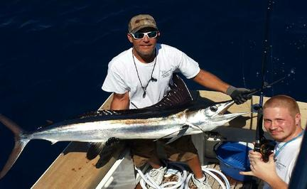 White Marlin - Knot Tell'n Charters