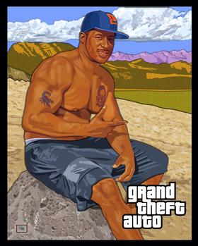 Grand Theft Auto by CLIFF CARSON