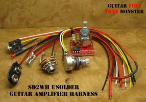 Remarkable Guitar Amplifier Circuits Wiring Digital Resources Almabapapkbiperorg
