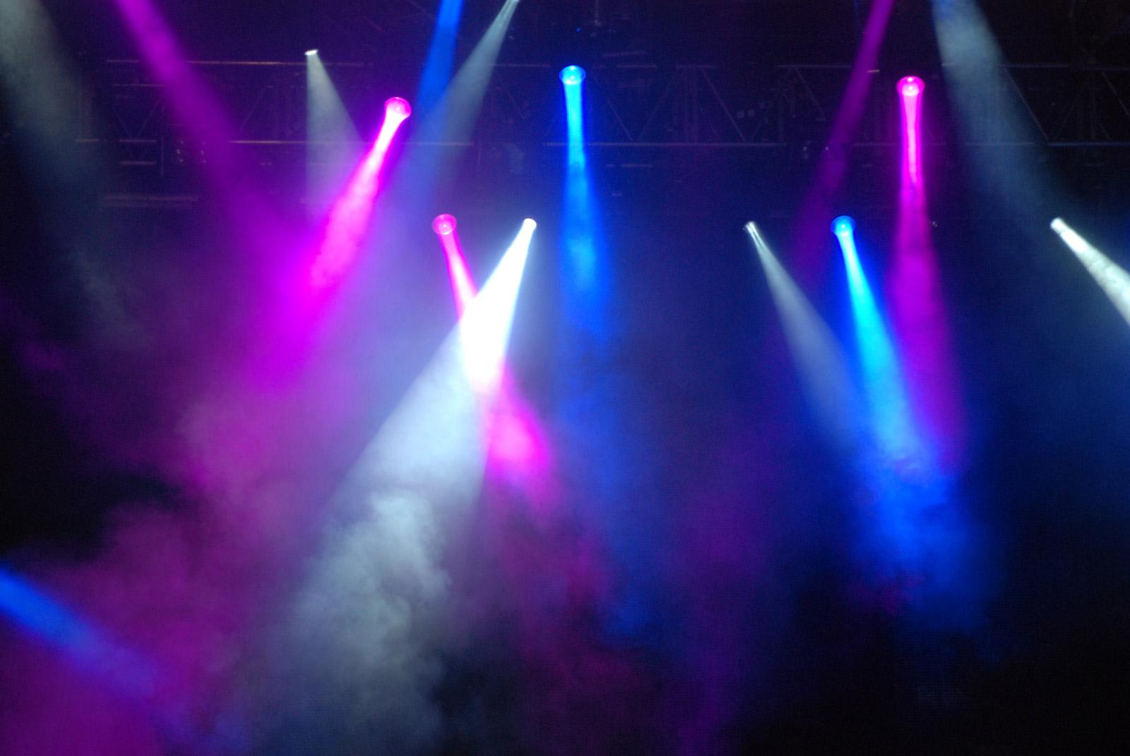 Discover the power of dmx controls c3 lighting blog - Club lights wallpaper ...
