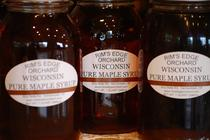 Rim's Edge Orchard Maple Syrup