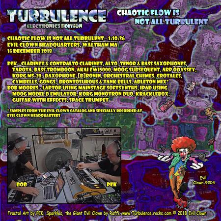 Turbulence - Vorticity