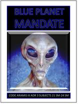 Blue Planet Mandate Book