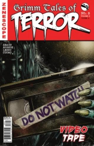 Grimm Tales of Terror: Voume 2, Issue 5