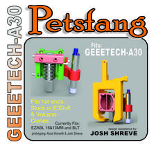 Petsfang for Geeetech A30