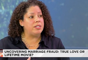 NBC investigates marriage fraud (KPRC-Houston)