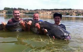 Fishing in Spain