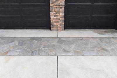 flagstone driveway cleaning sealing orange county