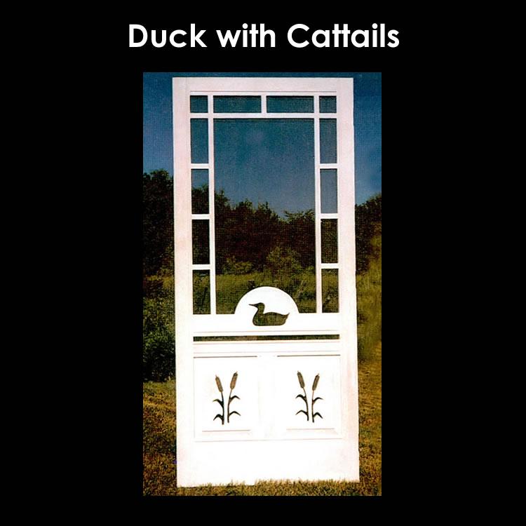 Door Catalog A-D | Wooden Screen Door Company | Made in Maine