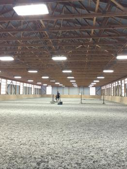 Equestrian Lighting Barn Lighting ArenaBright BarnBright Indoor Arena Lig