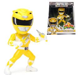 figurines jada toys power ranger yellow ranger