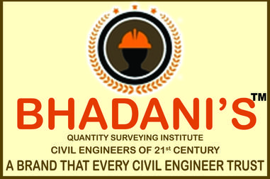 BHADANI QUANTITY SURVEY INSTITUTE A BRAND THAT EVERY CIVIL ENGINEER TRUST