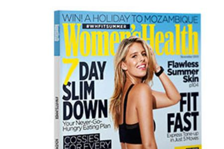 Lynda Cheldelin Fell article Women's Health magazine