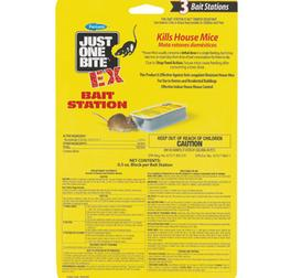 Just One Bite EX Rodent Control Bait Station