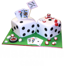 Masculine cakes