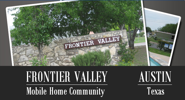 Frontier Valley Mobile Home Park In Austin