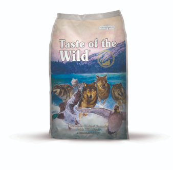 Taste of the Wild Wetlands Kibble Dog Food