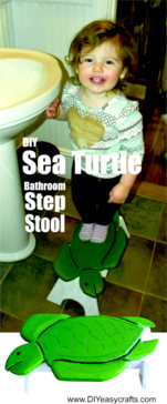 Astonishing How To Make A Nautical Fish Or Sea Turtle Toddlers Bathroom Machost Co Dining Chair Design Ideas Machostcouk