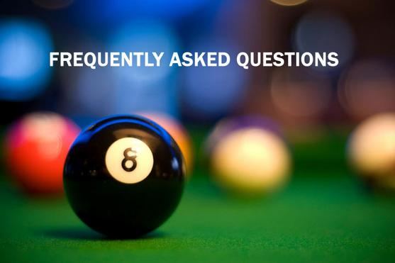 FAQs - What size room do i need for a pool table