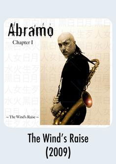 Album Download - The wind's Rise - Abramo Satoshi 2009 Music Release