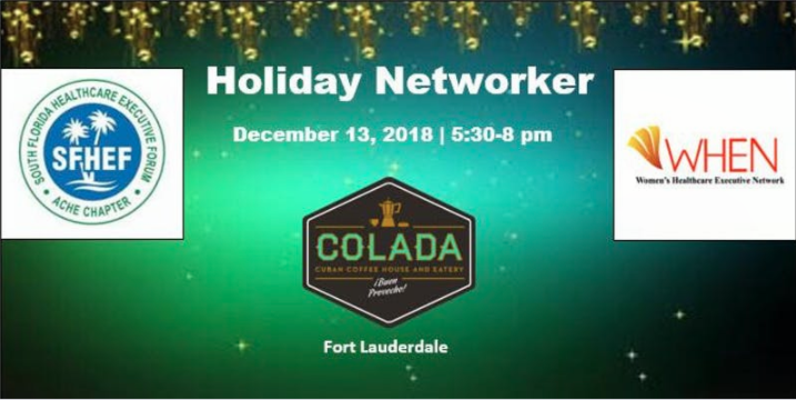 WHEN-SFHEF Holiday Networker