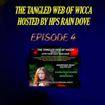 Rain Dove, Tangled Web of Wicca