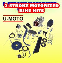 2-STROKE MOTORIZED BIKE KITS